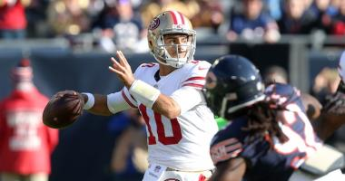 Silver thinks 49ers & Garoppolo will strike long-term deal rather than rely on franchise tag