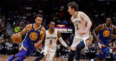 'He's coming along well' — Kerr provides an update on Curry