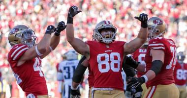 Celek would rather be on current 49ers team than club that lost in Super Bowl