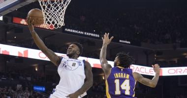 Jordan Bell dealing w/ ankle inflammation, to be re-evaluated in 2 weeks