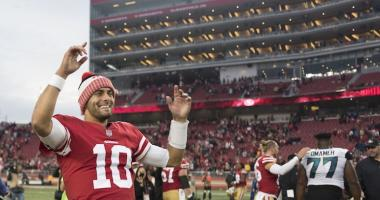 Spikes expects the 49ers to reach the postseason 'at the minimum' in 2018