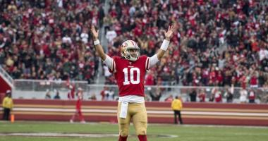 49ers tied for 11th-best Super Bowl odds, Raiders check in at tie for No. 15