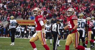 Lombardi says it's 'pretty obvious' Garoppolo is better than Carr