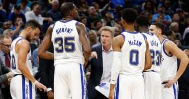 'I'll be in Hawaii, what do I care? — Kerr isn't worrying about All-Star Game draft