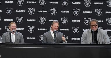 Garcia says Gruden knows he's 'interested' in joining Raiders' staff