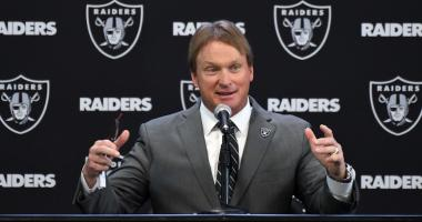 Gruden tells Papa & Bonta it was his 'calling' and 'responsibility' to rejoin the Raiders