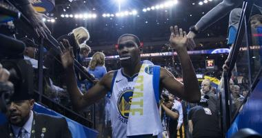 KD crushes Capela for saying the Rockets are 'better' than the Warriors: 'His job is not as hard'
