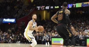 Nick Wright says the Warriors are 'obviously and clearly the favorite' to win the title