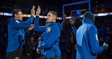 Klay 'absolutely' wants to re-sign with Warriors when he hits open market