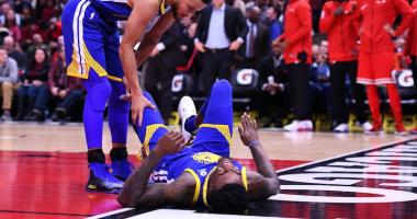 Kerr says Bell's MRI was 'pretty good,' likely dealing w/ a bone bruise