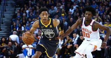 Patrick McCaw to miss at least a month with fractured wrist