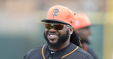 VIDEO: Johnny Cueto is climbing mountains during spring training