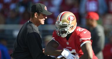 Gore 'never wanted to leave' the 49ers