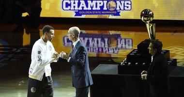 Adam Silver implies Curry was against televising All-Star draft