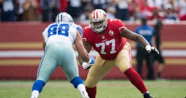 Von Miller calls Trent Brown the 'best' right tackle in the NFL