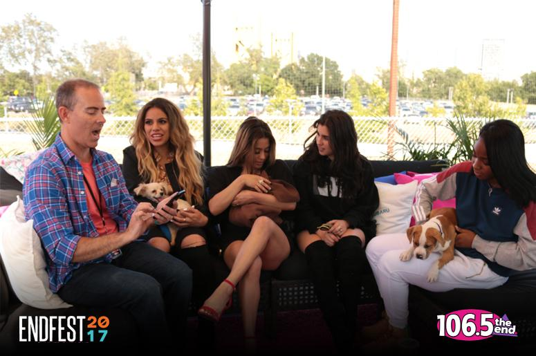 Fifth Harmony Interview EndFest 2017 Sacramento