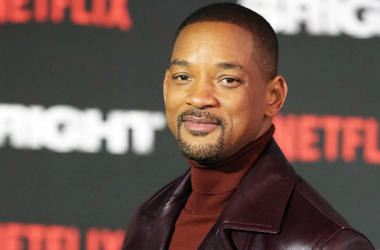 Will Smith arrives for the European premiere of Bright, at the BFI Southbank in London.