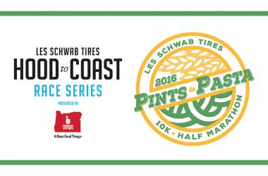 Pints to Pasta 2016 Hood to Coast Race Series