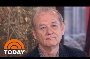 Bill Murray Talks About His New Movie 'Isle Of Dogs,' Which Any Dog-Lover Will Want To See | TODAY