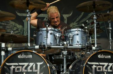 Frank Fontsere from Fozzy