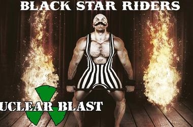 BLACK STAR RIDERS - When The Night Comes In (OFFICIAL LYRIC VIDEO)