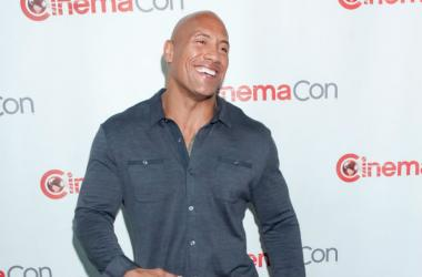 Dwayne Johnson - arrivals at Opening of CinemaCon at Caesars Palace in Las Vegas, Nevada