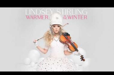 Lindsey Stirling Feat. Becky G - Christmas c'mon (official audio)