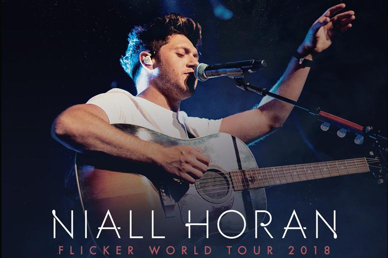 Niall Horan's Flicker World Tour 2018 | KOIT.com