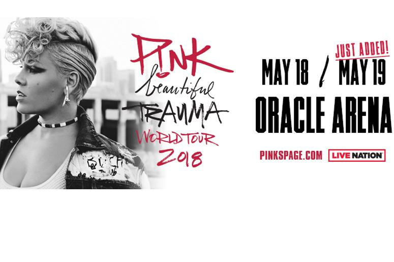 P!NK The Beautiful Trauma Tour 2018 | KOIT.com