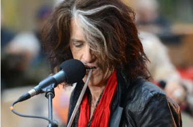 Joe Perry of Aerosmith