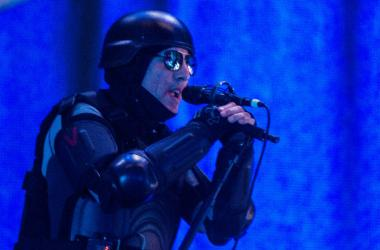 Maynard James Keenan of Tool