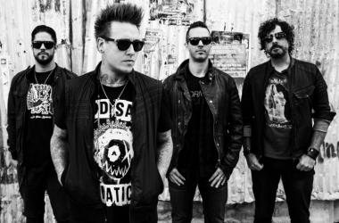 Press Photo for Papa Roach album Crooked Teeth