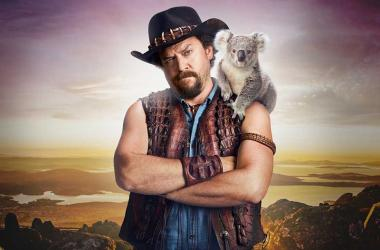 Danny McBride in 'Dundee: The Son of a Legend'