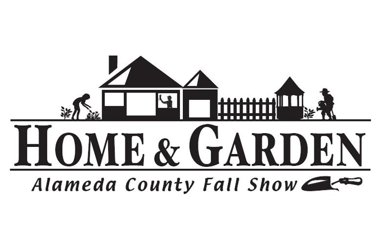 Th Annual Alameda County Fall Home And Garden Show Q - Home and garden logo
