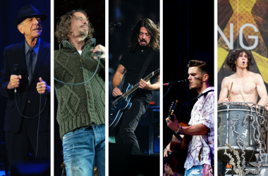 Leonard Cohen, Chris Cornell, Foo Fighters, Kaleo, and Nothing More