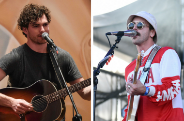 Vance Joy and Portugal. The Man