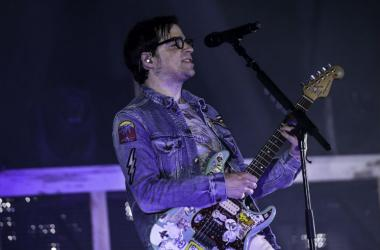 Rivers Cuomo of Weezer
