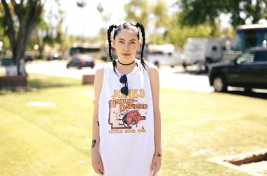 Bishop Briggs at Coachella