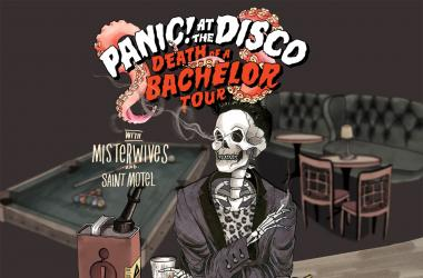 Win Tickets To See Panic! At The Disco at Oracle Arena Malt and Mash St. Patricks Day