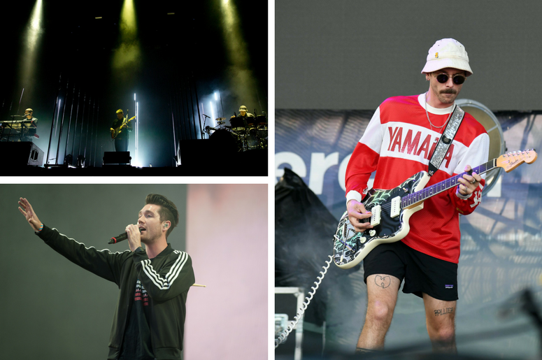 Alt-J, Bastille, & Portugal. The Man