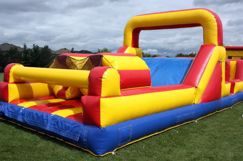 The Insane Inflatable 5K – The Fun Fitness Experience!