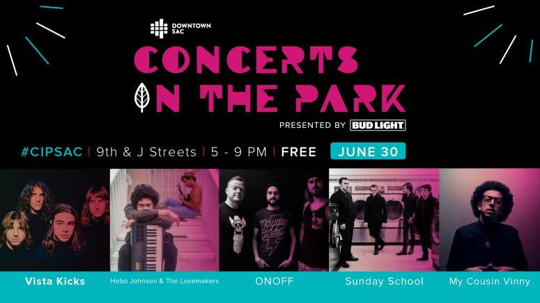 Concerts in the Park Sacramento