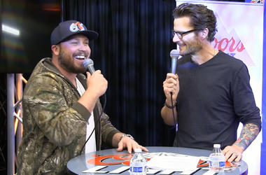 Mitchell Tenpenny live from the Wolf Coors Light Studio