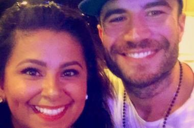 Sam Hunt, Ellen Tailor, Hannah Fowler, Married, Secret, Wedding Band, Instagram, country radio, country music, 100.7 the wolf, seattle wolf, seattle