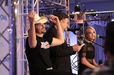 Brad paisley seattles wolf 1007 seattles fresh country carrie underwood and brad paisley cma awards dream team m4hsunfo