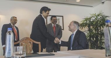 Abbott kicks off business development trip to India