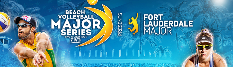 Fort Lauderdale Beach Volleyball Major Series