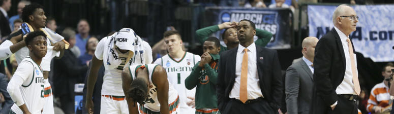 Canes Tourney Ends Quickly On Last Second Shot