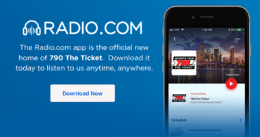 Listen to 790 The Ticket anytime, anywhere!