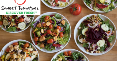 Win a Sweet Tomatoes Meal for 4!